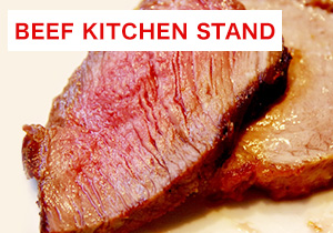 BEEF KITCHEN STAND 代々木店