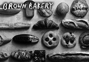 「BROWN BAKERY」店頭購入