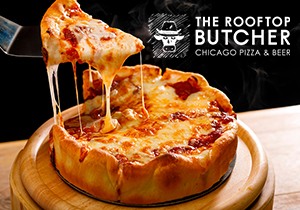 The Rooftop Butcher<ディナーモニター>