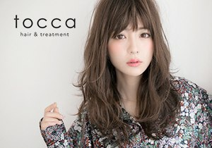 tocca hair&treatment by Rium