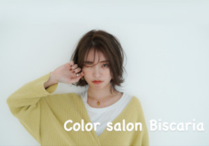 Color Salon Biscaria 淵野辺店